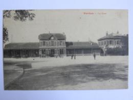 CPA (55) Meuse - VERDUN - La Gare - Verdun