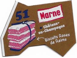 Magnet Le Gaulois - 51 - Marne - Publicitaires