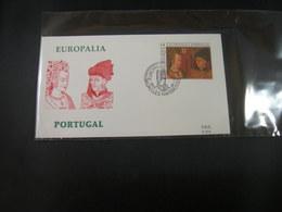 "BELG.1991 2409 FDC (Brux/Brus) : "" Europalia 91 Portugal "" - 1991-00"