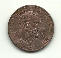 1935 - Vaticano 10 Centesimi - Vaticano