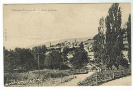 VILLARS COLMARS - Vue Générale- édition Alp Hôtel - Circulée 1908 - Bon état - Autres Communes