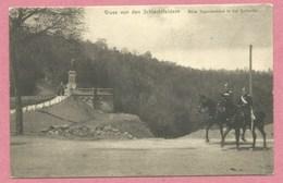 57 - GRUSS Von Den SCHLACHTFELDEN - Nels Sans Numéro ( Peut êtte Série 107 N° 147 ) - Beim Jägerdenkmal In Der Schlucht - Metz Campagne