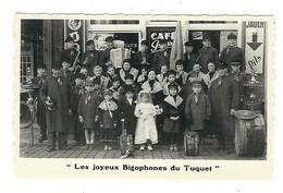 Les Joyeux Bigophones Du Tuquet. - Mouscron - Moeskroen