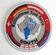Insigne Kosovo TF South - Ecussons Tissu