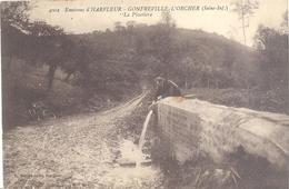 Environs D'Harfleur - Gonfreville L'Orcher - La Pissotière - Harfleur