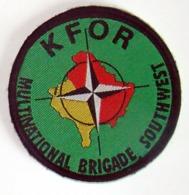 Insigne Kosovo TF Southwest - Ecussons Tissu