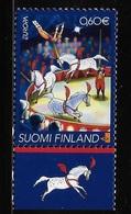 Finland 2002 Europa Circus Horse MNH - Finland