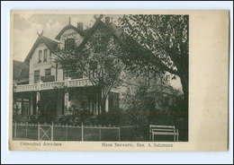 XX005551-182/ Ostseebad Arendsee  Haus Seewarte  AK Ca.1925 - Deutschland