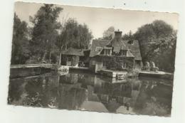 Cpsm (PETIT FORMAT) 579. Environs De JOUY  (E.et.L.).Moulin De La Roche - France