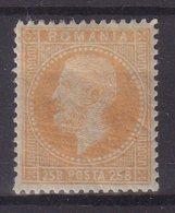 ROUMANIE : N° 41 * . TB . 1872 . ( CATALOGUE VERT ) . - 1881-1918: Carol I.