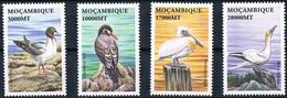 Serie Set Oiseaux  Birds Neuf MNH **  Mozambique Moçambique Mocambique - Autres