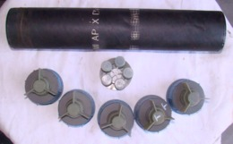 5  Mines APDV - Armes Neutralisées