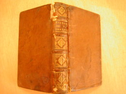 OUVRAGE IN-16 1694 LE PASTORAL DE ST-GREGOIRE DU MINISTERE ET DES DEVOIRS DES PASTEURS - Before 18th Century