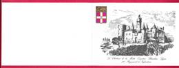 Carte De Voeux - 22ème Régiment D'Infanterie - Lyon - Militaria