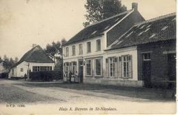 Huis A. Beyens In St-Nicolaes  (Klein-Vorst Laakdal)   D.V.D. 11366 - Laakdal
