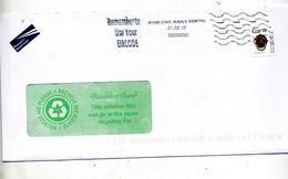 Lettre  Flamme Code Sur Objet - 1949-... Repubblica D'Irlanda