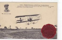Biplan Sommer, Piloté Par Lindpaintner - ....-1914: Vorläufer