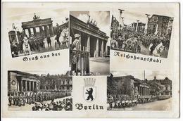 Berlin  - Reichshauptstadt  - époque III Reich - Deutschland