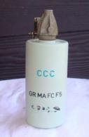 Grenade Fumigène - Armes Neutralisées
