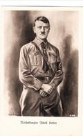Propaganda Karte, Reichskanzler Adolf Hitler, Stpl. Des Führers Geburtstag - Weltkrieg 1939-45