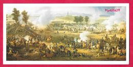 Carte De Voeux - 43ème Régiment D'Infanterie - Lille - Illustration Marengo1800 - Militaria