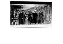 St Etienne Du Bois  Carte Postale Photo Helgen Prés De La Gare Bourg En Bresse - Autres Communes