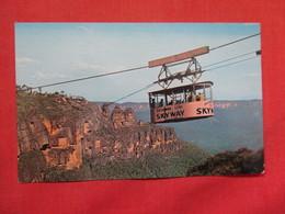 New Scenic Skyway  Katoomba     New South Wales (NSW)      Ref    3579 - Australia