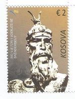 KOS 2018-01 550Y SKENDERBEU, KOSOVO, 1 X 1v, MNH - Kosovo