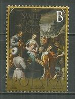 POLAND MNH ** 4516 Epiphanie Tableau De Santi Di Tito Peintre Italien Art Artiste - 1944-.... Republik