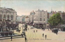 AQUA PHOTO N° 3807 -BRUXELLES BRUSSEL PORTE DE NAMUR - Places, Squares