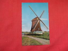 Dutch Windmill   German  Stamp & Cancel   Ref    3579 - Windmills