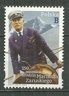 POLAND MNH ** 4518 Mariusz Zaruski Marin Photographe Peintre Poète écrivain - 1944-.... Republik