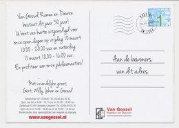 Attentie Postzegel ( Voorgedrukt ) - Van Gessel - Period 1980-... (Beatrix)