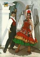Spagna, Folklore Espanol, Ballerini Di Flamenco - Danze