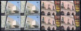 Argentina - 2007 - Mercosur - Architecture Nationale - Nuovi