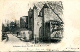 N°75206 -cpa Nérac -moulin Henri IV - Nerac