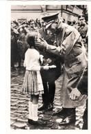 Propaganda Karte, Hitler Mit Kleinem Mädchen - Weltkrieg 1939-45