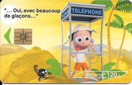 TC-PUBLIC-F1261C-120U-SO3--04/03-MOMENTS CRITIQUES 3-Ex 26666-UTILISE-Reste-TBE-RARE - Frankrijk