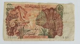 10 Dinars  1970 Algerie Algeria - Algerije