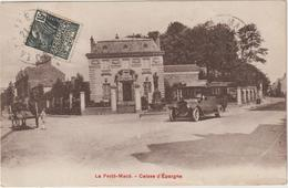 Orne :LA  FERTE  MACE :  Caisse D '  épargne ,  Bus - Camion   Taxi - La Ferte Mace