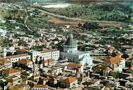 Israel - Nazaret - Nazareth - Panorama De La Ville - Semi Moderne Grand Format - Bon état - Israel