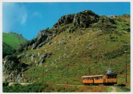 SPAGNA  LARUN  GAIN         TRAIN- ZUG- TREIN- TRENI- GARE- BAHNHOF- STATION- STAZIONI   2 SCAN  (NUOVA) - Treni