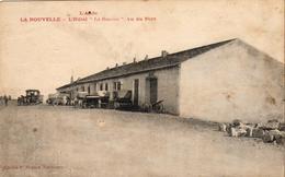 D11  LA NOUVELLE  L'Hôtel La Réserve Vu Du Port  ........ Carte Peu Courante - Port La Nouvelle