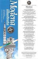Segnalibro MODENA ILLUSTRATA Ed.1996 - Segnalibri