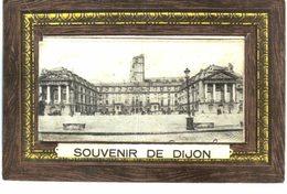 DIJON ... CARTE A SYSTEME ... 10 VUES - Dijon