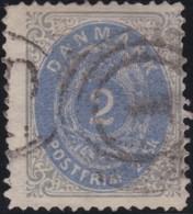 Danmark  .      Yvert   16       .       O     .         Cancelled   .    /   .   Gebruikt - 1864-04 (Christian IX)