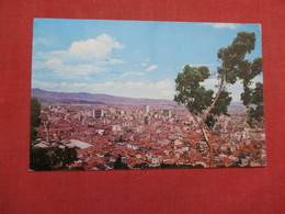 Colombia Bogota   Has Stamp & Cancel    Ref    3579 - Colombia