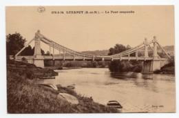 Luzancy  (Seine-et-Marne)  Pont Suspendu - Otros Municipios