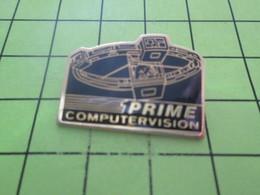 718c  PINS PIN'S / Beau Et Rare : Thème INFORMATIQUE / PRIME COMPUTERVISION - Informatique
