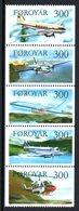 DANMARK Foroyar 0119/23 Avions , Hélicoptère - Aviones